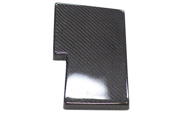 California Pony Cars Focus Carbon Fiber Fuse Box Cover (12-18 All)