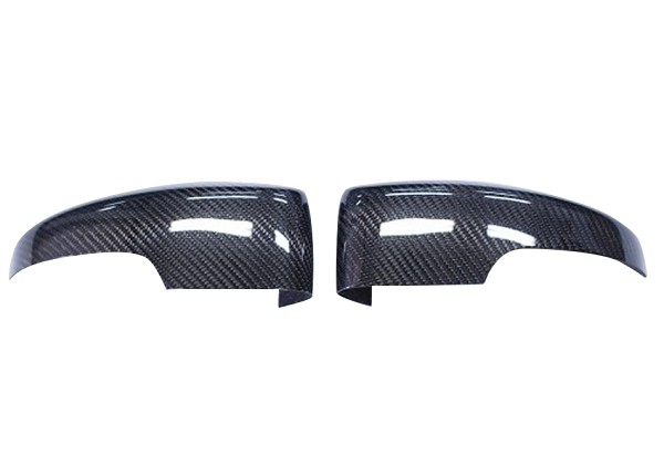 California Pony Cars Focus Carbon Fiber Mirror Covers (12-16 All)