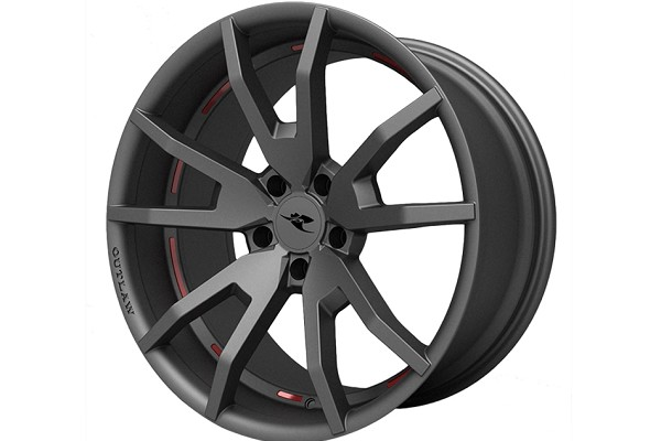 CDC Outlaw Satin Mustang Wheel 20x10 (15-17 All)
