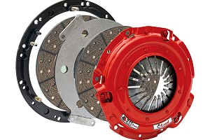 McLeod RST Twin Disc Clutch Kit (01-10 GT, 03-04 Cobra/Mach 1)