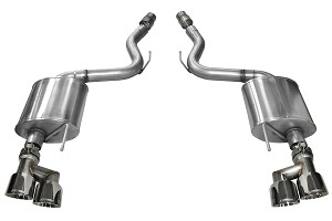 Corsa Mustang GT Touring Axle-Back 4