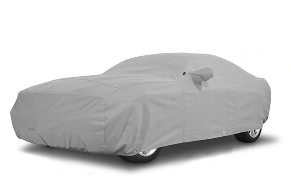 Covercraft Mustang Saleen NOAH Exterior Gray Car Cover (05-09 Coupe)