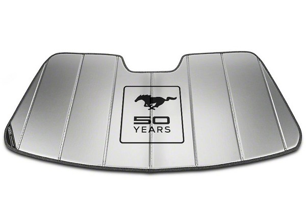 Covercraft S550 Mustang UVS100 Sunscreen 50 Years Logo (2015-2021)