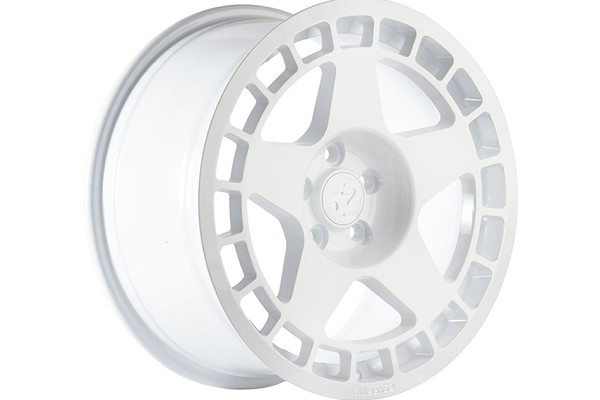 Fifteen52 Fiesta Rally White Turbomac Wheel 17x8 (11-15 All) DISCONTINUED