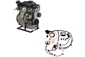 Ford Performance Focus ST 2.0L EcoBoost Crate Engine Kit