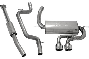 Ford Performance Focus ST Cat-Back Exhaust (13-18 ST)