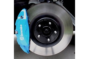 Ford Performance Focus ST Performance Front RS Brake Upgrade Kit (13-18 ST)