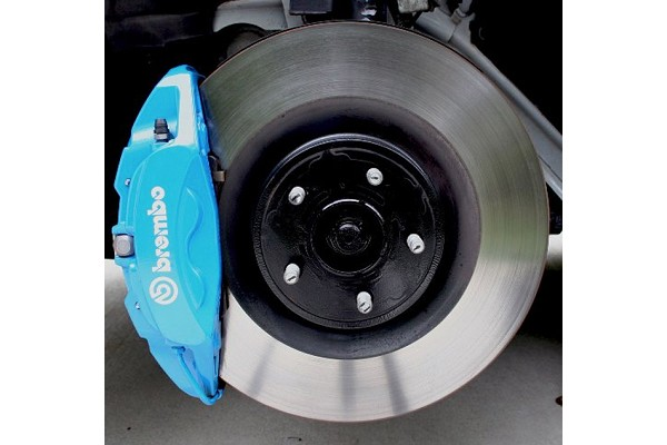 Ford Performance Focus ST Performance Front RS Brake Upgrade Kit (2013-2018)