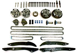 Ford Performance S197 Mustang 5.0L 4V TI-VCT Coyote Camshaft Drive Kit (11-14 GT/12-13 Boss)