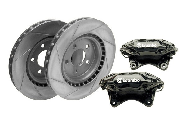 Ford Performance Mustang Cobra R Front Brake Upgrade Kit (1994-2004)