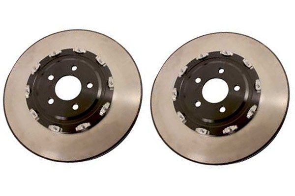 "Ford Performance Mustang Shelby GT500 15""  2 Piece  Brake Rotor Pair (13-14) - DISCONTINUED"