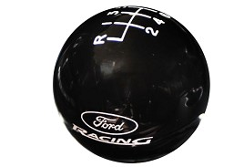 Ford Performance S550 Mustang 6-Speed Black Shift Knob (15-17 All)