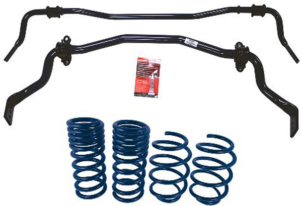 Ford Performance S550 Mustang GT/EcoBoost Sway Bar & Spring Suspension Kit (2015-2020)