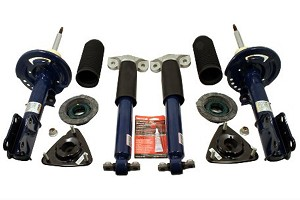 Ford Performance S550 Mustang EcoBoost/GT Performance Track Shock & Strut Kit (2015-2020)