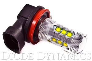 Diode Dynamics Mustang Fog Light LED Pair (10-14)