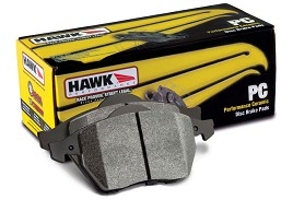 Hawk Performance Focus ST Front Ceramic Brake Pads (13-Early 15)