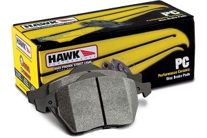 Hawk Performance Focus ST Front Ceramic Brake Pads (13-Early 18 ST)