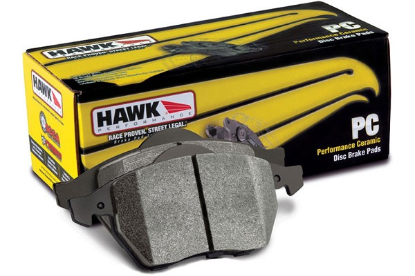 Hawk Performance Focus ST Rear Ceramic Brake Pads (13-18 ST)
