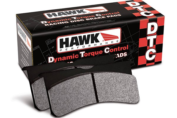 Hawk Performance MK3 Focus ST DTC-30 Medium Torque Race Front Brake Pads (2015-2018)