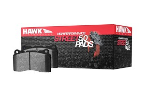 Hawk Performance HPS 5.0 Mustang Front Brake Pads (05-14 V6/GT)