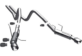 Magnaflow Mustang Competition Catback Exhaust (11-12 V6)