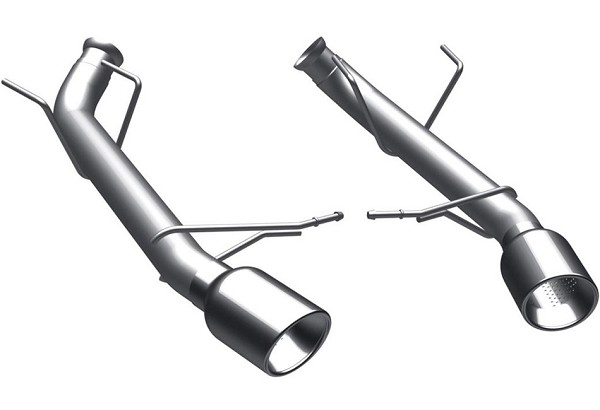 Magnaflow Mustang Competition Axle-back Exhaust (11-14 V6)