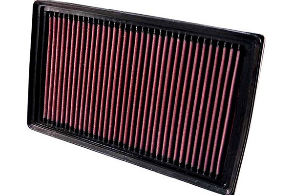 K&N Focus Drop-In Air Filter (00-04 Zetec)