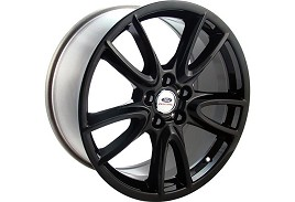 Ford Performance Mustang  GT 19x9 Black Track Pack Wheel (05-14)
