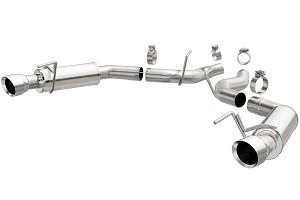 Magnaflow S550 Mustang V6/EcoBoost Competition Axle-back Exhaust (2015-2019)
