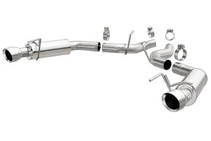 Magnaflow S550 Mustang GT Axle-Back Performance Exhaust (2015-2017)