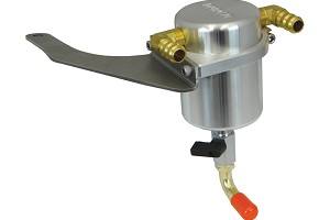 Moroso S550 Mustang GT Large Body Air Oil Separator (15-17 GT)