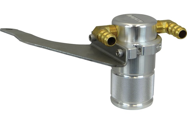 Moroso S550 Mustang GT Small Body Air Oil Separator (15-17 GT)