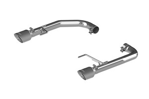 "MBRP Ford Mustang GT 5.0L 2 1/2"" Axle-Back Exhaust Kit (2015-2017)"