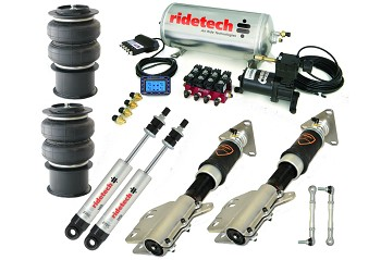 Ridetech S550 Mustang Level 2 Air Suspension System (15-17 All)