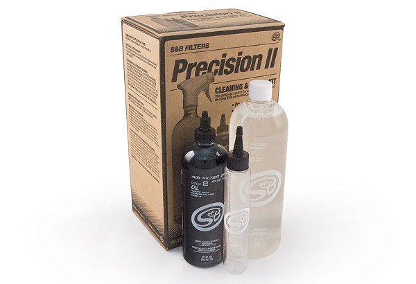 Precision Fiesta Air Filter Cleaning Kit - Blue Oil (79-15)