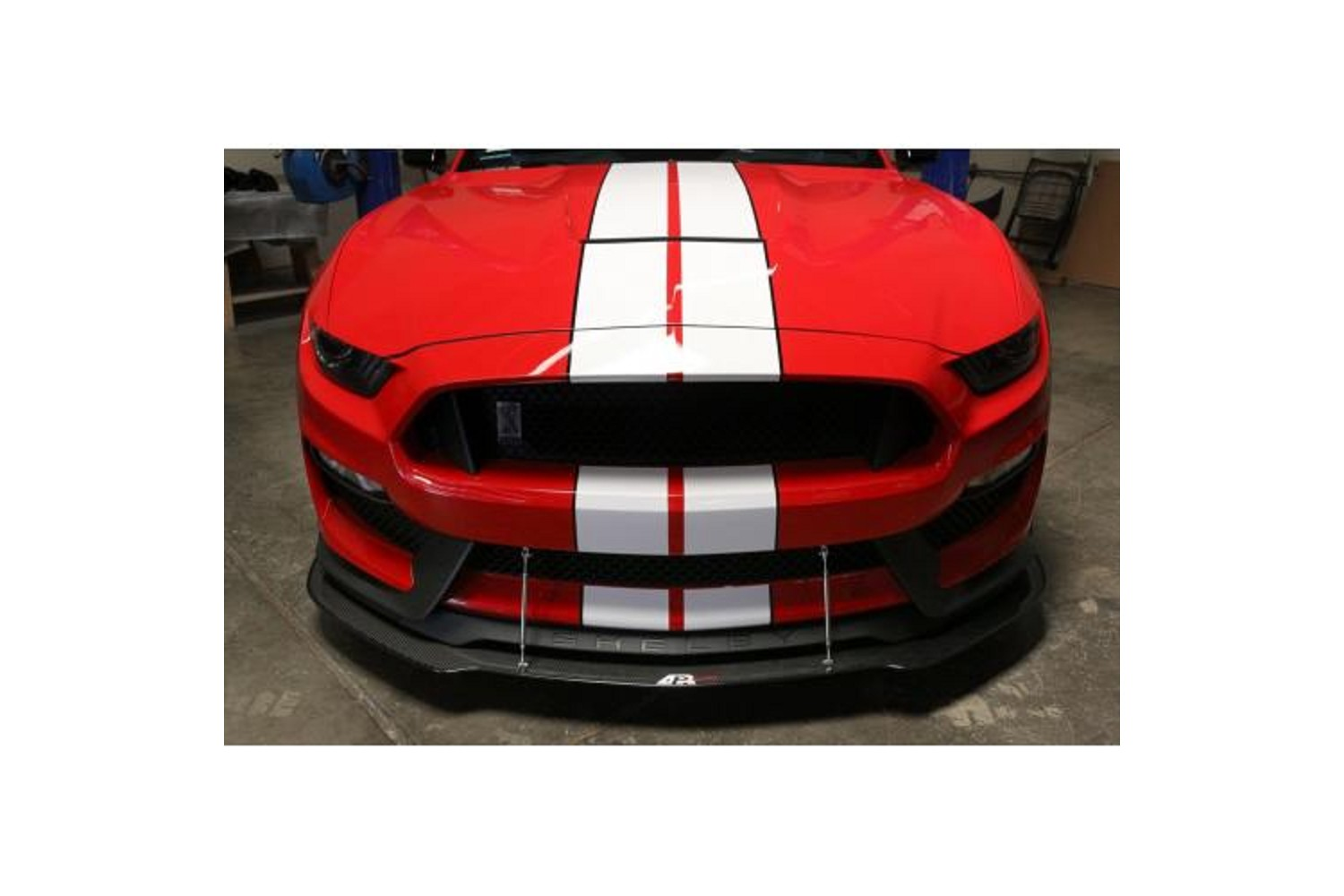 APR Ford Mustang Front Wind Splitter 2015-2017 Shelby 350