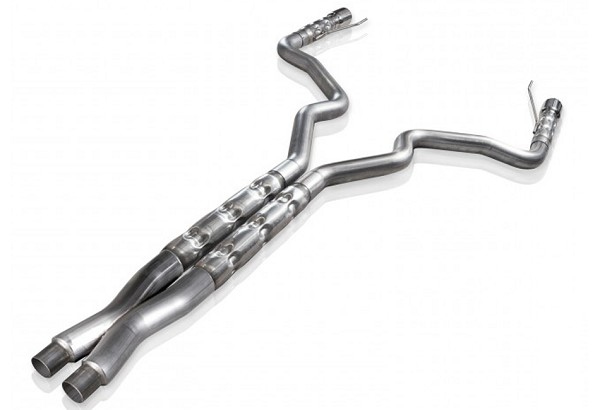 "Stainless Works Mustang GT 3"" Cat-back X-pipe Exhaust PC (2015 GT)"
