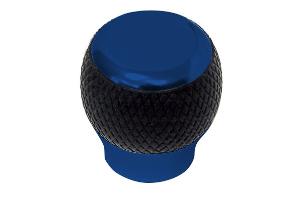 Steeda Focus Billet Blue Shift Knob (00-18 All)