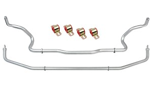 Steeda Focus ST Front & Rear Sway Bar Package (13-18 ST)