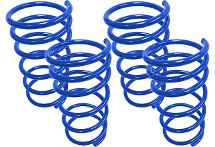 Lowering Springs; Suspension; Looking to upgrade your Focus ST's suspension? You've come to the right place! Steeda is world-renowned for our suspension and steering components. We offer a wide-range of upgrades, from lowering springs, caster camber plates, sway bars, end links, shock