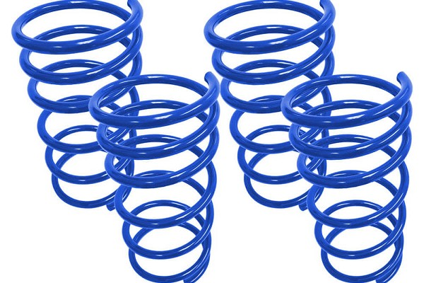 Steeda Focus ST Lowering Springs (14-18 ST)