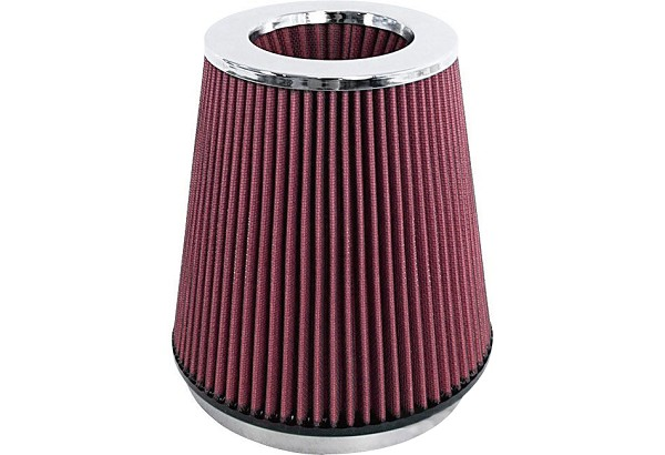 Steeda Mustang Red Replacement Cone Filter Element