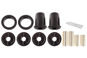 Steeda Mustang Non-Adjustable Upper Rear Control Arm Replacement Bushing Kit (79-04)