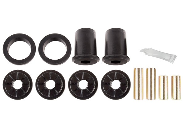 Steeda Mustang Adjustable Upper Rear Control Arm Replacement Bushing Kit (79-04)