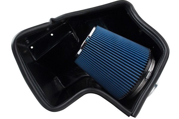 Steeda ProFlow S550 Mustang Cold Air Intake - No Tune Required (15-17 V6)