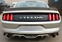 Steeda S550 Mustang Q-Series Rear Spoiler - Satin Black (15-17 Coupe)