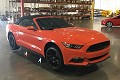 Steeda S550 Mustang Ultra Lite Low-Profile Chassis Jacking Rails (2015-2019 Convertible)