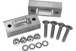 Steeda Sway Bar Spacer Kit (03-04 Cobra)