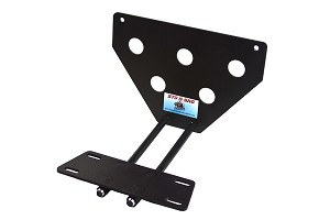 Sto N Sho Mustang Foxbody License Plate Bracket (87-93 LX)