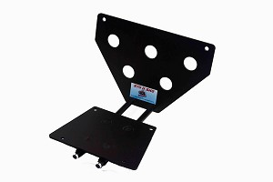 Sto N Sho Mustang Shelby License Plate Bracket (07-09 GT500)